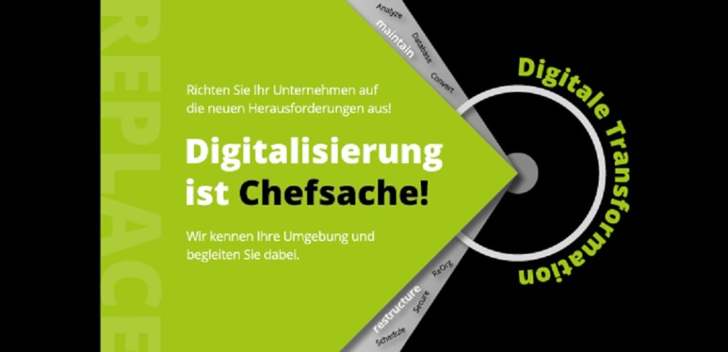 Digitale Transformation im Mittelstand entscheidet mittelfristig über Make or Break